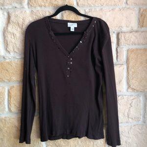 The Loft long sleeved t-shirt